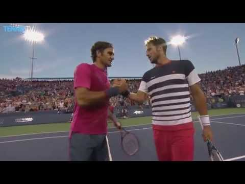 2015 Western & Southern Open Cincinnati - ATP Quarter-Final Highlights