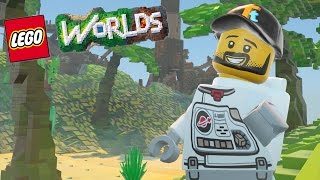 BACK IN LEGO WORLDS!!!!