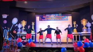 Kalippu Mallu Boyz Dance