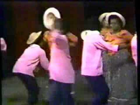 Grupo Danzas Folclóricas del Pacífico - La Caderona