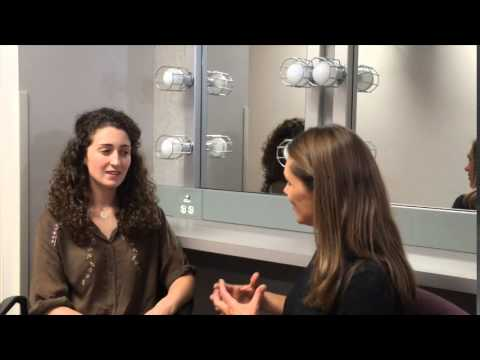 Backstage with Maria: Hillary Reynolds