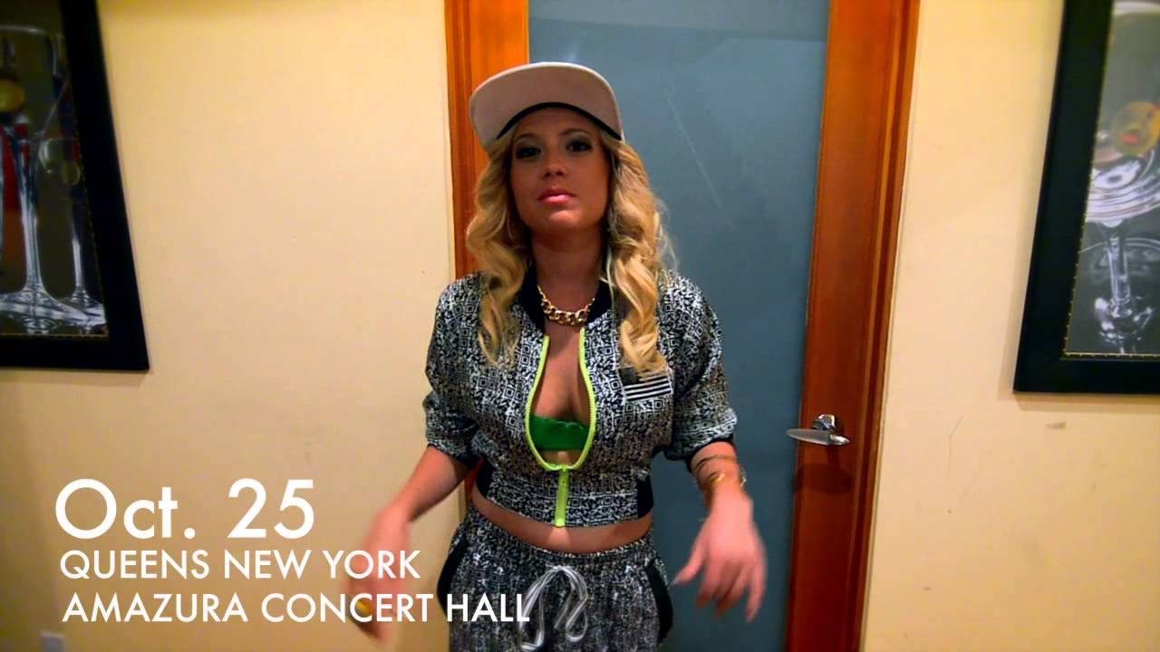 Chanel west coast shouts out chanelturntup oct 25th youtube