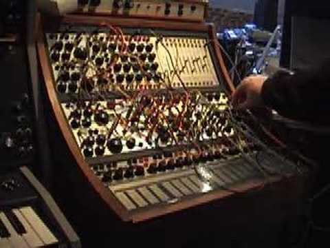 Buchla 200 Modular Synth Music Videos