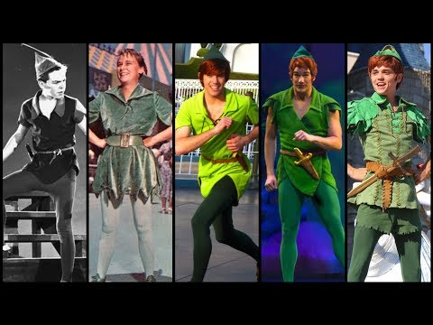 Evolution of Peter Pan In Disney Parks! DIStory Ep. 17 - Theme Park History!
