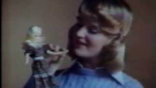 VINTAGE 70'S SINDY DOLL COMMERCIAL WITH CINDY BRADY SUSAN OLSEN