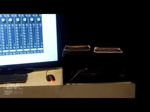 ISE 2015: Peavey Commercial Audio Exhibits Its MediaMatrix Claro Processor