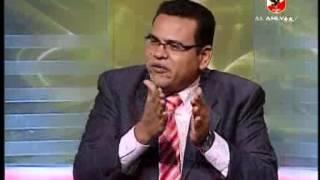 الدكتور محمد فضل الله و الاستاذ بليغ ابو عايد وتطوير الرياضه المصريه