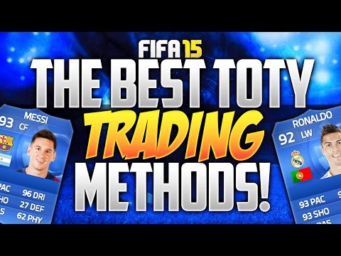 Fifa 15 trading strategies