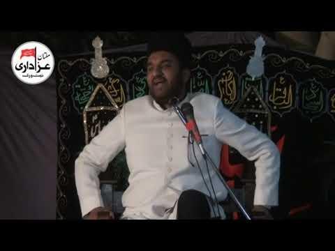 Allama Nasir Sibtain Hashmi I Majlis e Aza | 14 Safar 2018 | Shahadat Imam Hussain A.S