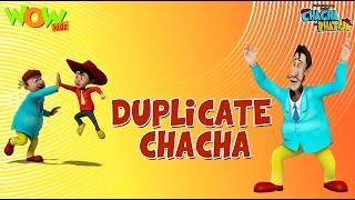Download Duplicate Chacha - Chacha Bhatija - Wowkidz - 3D Animation Cartoon for Kids - As seen on Hungama TV 3Gp Mp4
