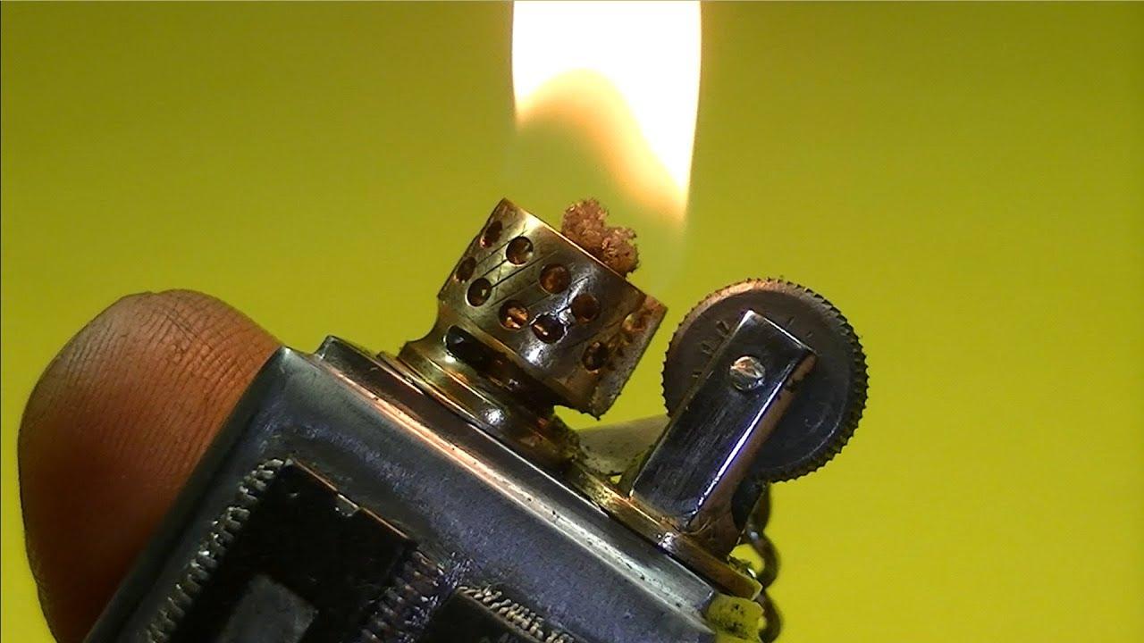 Бензиновых зажигалок своими руками 61