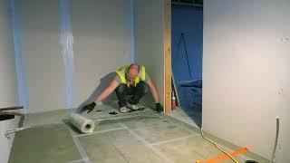 How to Install Electric Underfloor Heating from Snug Underfloor Heating