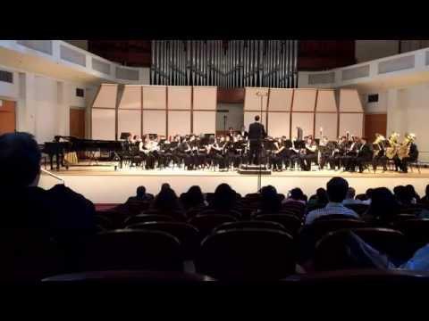 Miami Coral Park Senior High School Wind Ensemble -  The Black Horse Troop John Philip Sousa