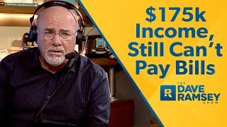$175,000 Income, Still Can't Pay My Bills