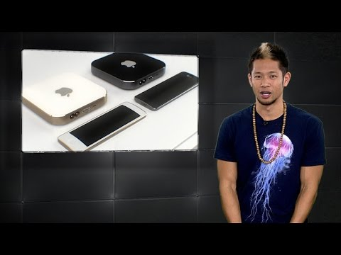 Apple Byte - The New Apple TV will get a touchpad remote