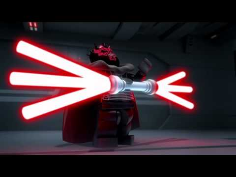 Lego Star Wars: The Empire Strikes Out - Darth Maul is Back