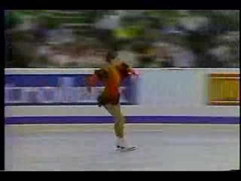 Katarina Witt LP 1988 World championships