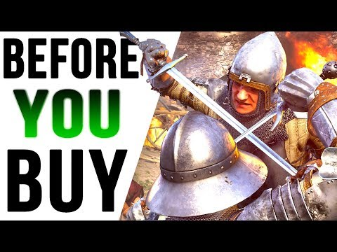 Kingdom Come: Deliverance - Before You Buy!