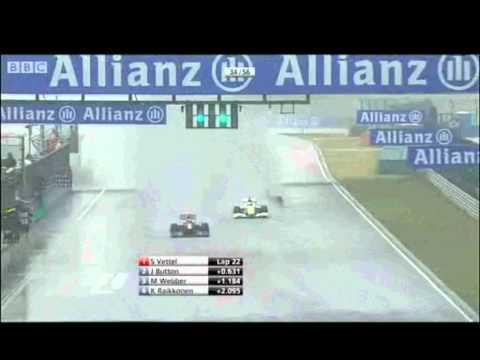 Formula 1 2009 Chinese Grand Prix