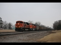 Railfanning Greenwood, NE WITH Rerouted Stacktrains and MACs/MACes 2/6/2017