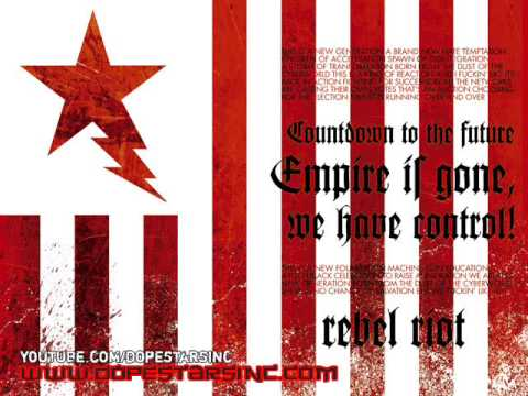 Dope Stars Inc - Rebel Riot