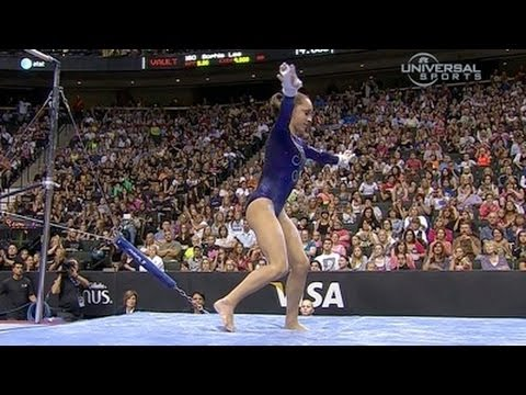 Jordyn Wieber Visa Championships Uneven Bars - night 2