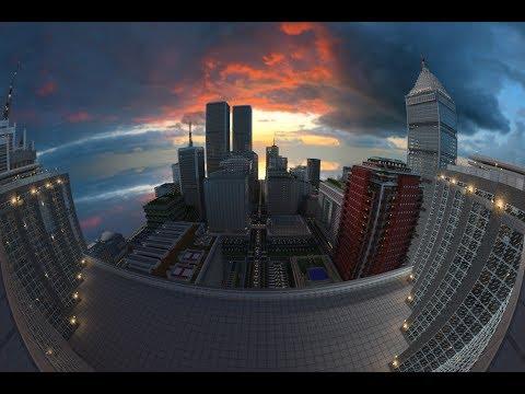 Minecraft Xbox 360 Edition - Titan City BETA 3 Tour / Download