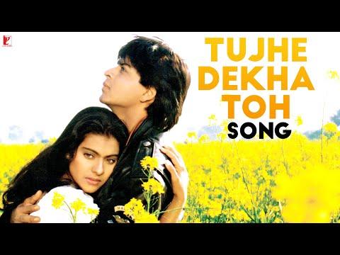 Tujhe Dekha Toh Yeh Jaana Sanam - Song | Dilwale Dulhania Le Jayenge | Shah Rukh Khan | Kajol