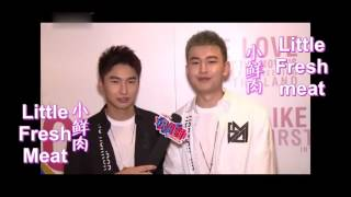 [Engsub] Thai Gossip Interview - Chuinan and Lige [25/10/2015]