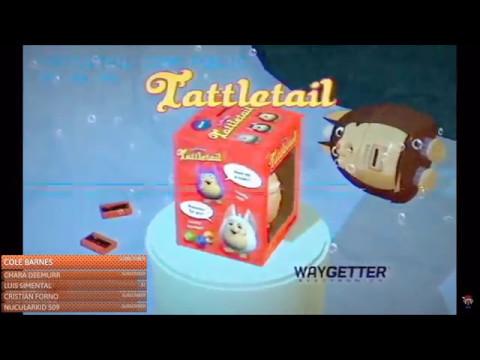 Tattletail The kaleidoscope expansion VHS
