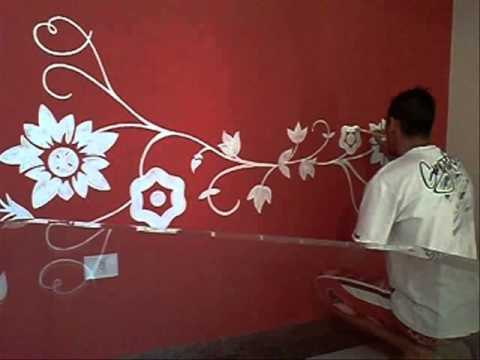 Pinturas e decora o desenho decorativo sala de jantar - Pinturas para salas ...