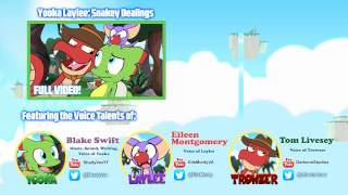 [PREVIEW] Yooka Laylee: Snakey Dealings