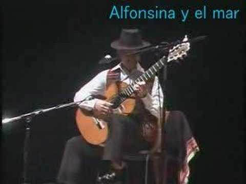 Alfonsina y el mar「アルフォンシーナと海」