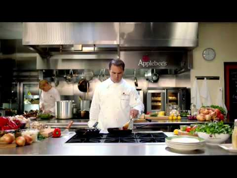 "Applebee s® NEW! Spirited Cuisine: ""Tricky"" Techniques Raise the Bar on Flavor"
