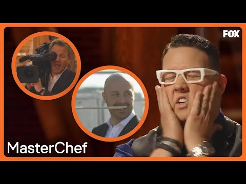 Bloopers From The Judges (Deleted Scene) | MASTERCHEF | FOX BROADCASTING