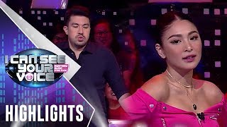 Nadine, nilabanan ang model poses ni Luis | I Can See Your Voice PH