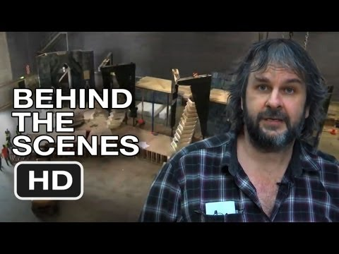 The Hobbit - Production Video #8 (2012) Peter Jackson Movie HD