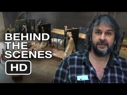 The Hobbit - Production Video #8 (2012) Peter Jackson Movie HD