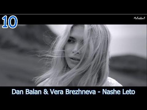 TOP 10 RUSSIAN SONGS (AUGUST 28, 2017)