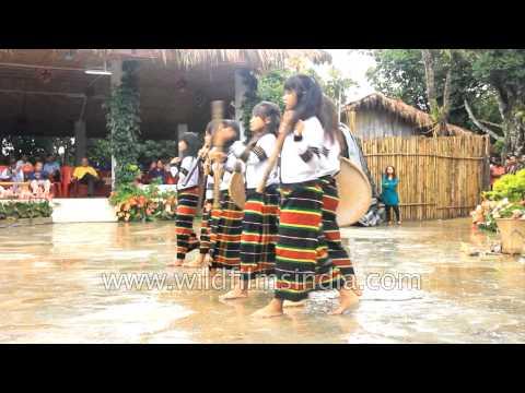 Dancing in the rain: Mizo dance traditions