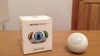 Review - Fibaro Z-Wave Motion Sensor (2016 Version)