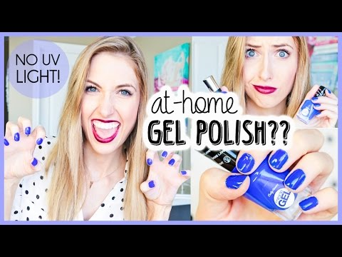 First Impression (FAIL?!?)    Sally Hansen Miracle Gel (No UV Light!)