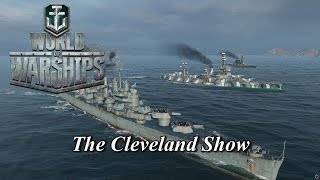 World of Warships - The Cleveland Show