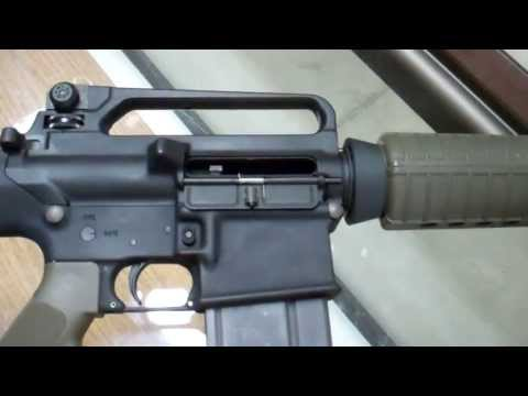 Armalite AR-10 Review @ Trigger Happy