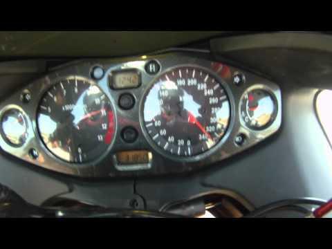 350 km / h Suzuki Gsxr 1300  /  Hayabusa Adana-Mersin Otoban