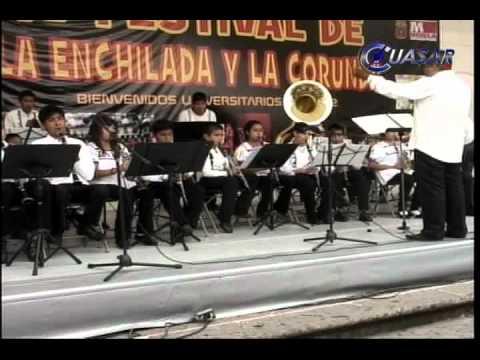 Niños de Tiríndaro rescatan la música purépecha.