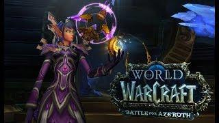 жизнь после 120 лвл Однокнопочный МАГ в World of Warcraft: Battle for Azeroth №27