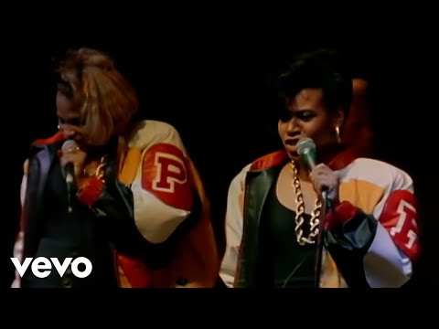 Salt-n-pepa - Push It video