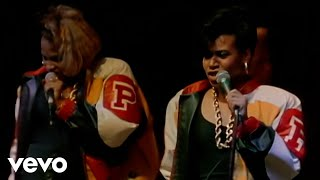 Клип Salt-N-Pepa - Push It