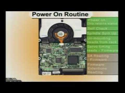 Advanced Hard Drive Data Recovery Part 1